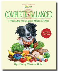 Complete & Balanced cookbook